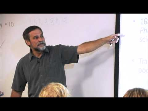 History of mathematics Lectures