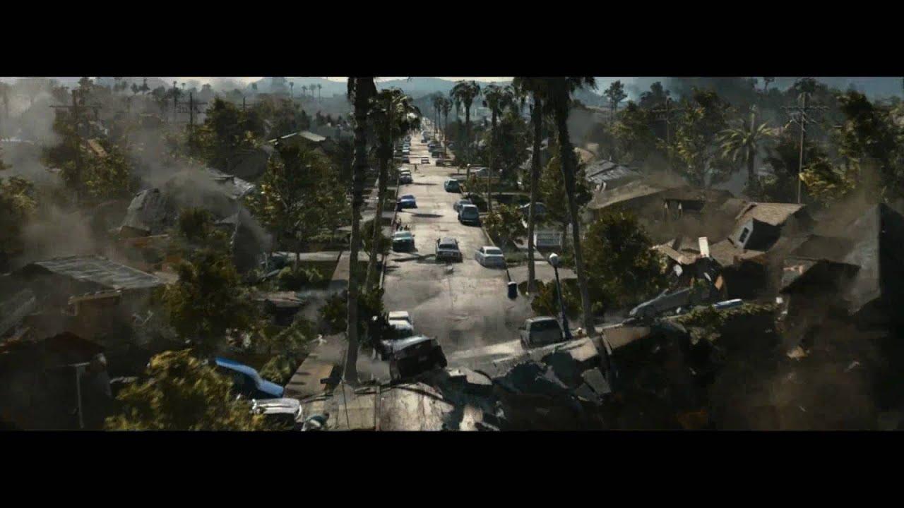 2012 - VFX Earthquake LA - YouTube