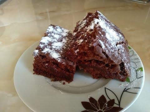 Постный шоколадный пирог.Невероятно вкусный   - без Яиц, без Масла