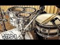 Power Rock 140 BPM Drumless Backing Track For Drummers JTFD 1 mp3