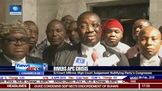 Supreme Court Upholds High Court Judgment Barring APC From Conducting Primaries In Rivers