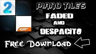 download lagu Despacito And Faded Piano Tiles 2 Mod Download Gratis gratis