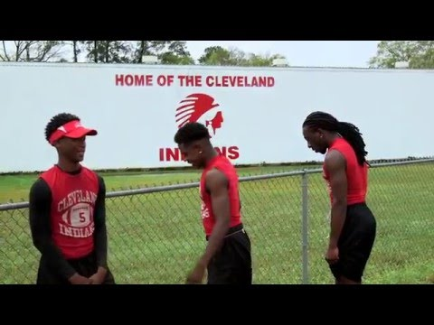 Cleveland High School Track and Field - Chevy Spotlight