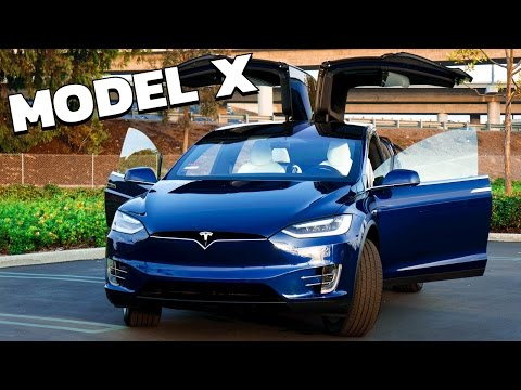 Tesla Model X: Meet My New Car!