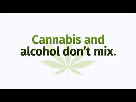 LGCA - Don't Mix Cannabis and Alcohol