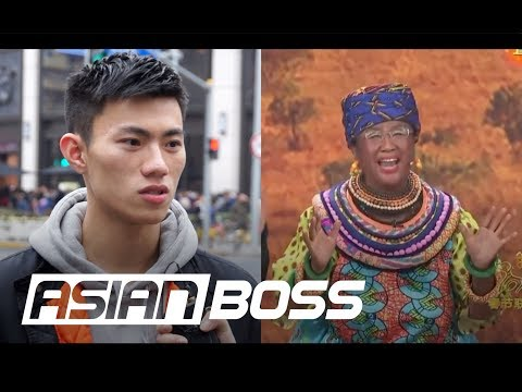 What Do The Chinese Think Of Black People (Blackface) | ASIAN BOSS thumbnail