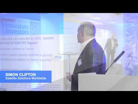Simon Clifton, CTO - Satellite Solutions Worldwide (SAT) at SHARES Innovators and Investors Forum