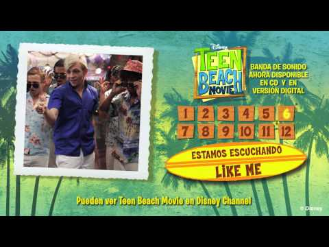 Teen Beach Movie Disfruta De La M Sica