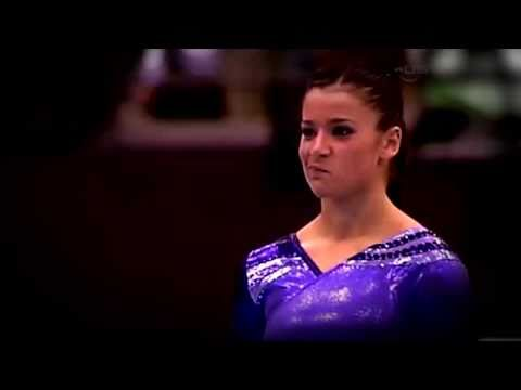 Alicia Sacramone - UNNATURAL LONGEVITY