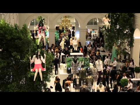 H&M Store Launch
