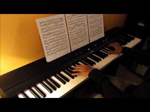Charlotte(シャーロット)ED -「灼け落ちない翼」/ Yake Ochinai Tsubasa [full] - Piano