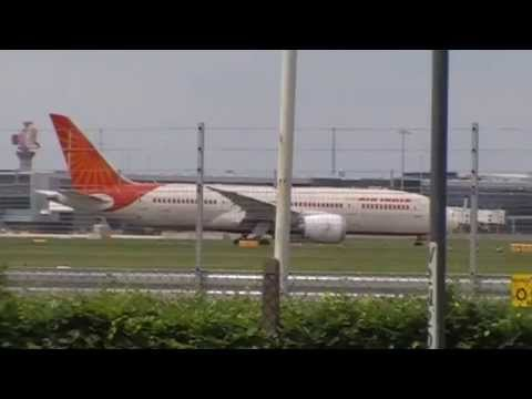 Plane Spotting At London Heathrow Airport Part 2 On The 31/05/2014