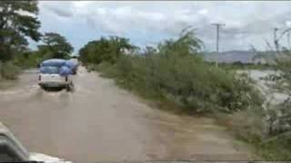 Road To Gonaives Haiti