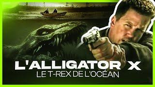 L'alligator X, le T-Rex de l'océan - Film Complet en Français (Action, Aventure) 2014