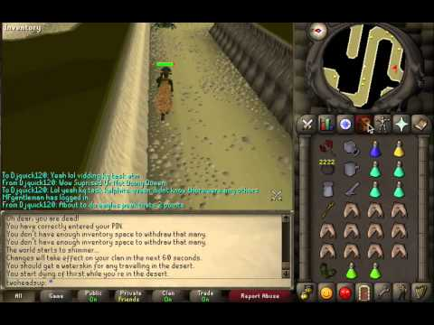 07 Old School Runescape Slayer Guide; Kalphites