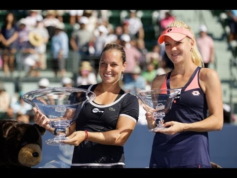 2013 Bank of the West Classic Final WTA Highlights