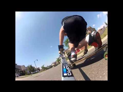 Longboarding: Swiss army