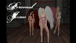 Personal Jesus (SL Dance Performance)