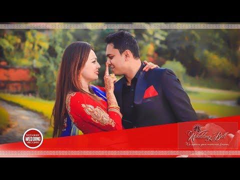 Prem Geet | Maile Socheko jastai | Apar & Bibhuti | Cinematic Video | WeddingBell