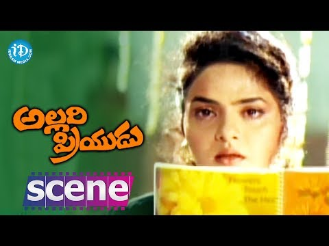 Allari Priyudu Movie Scenes - Madhubala finds out about Ramya...