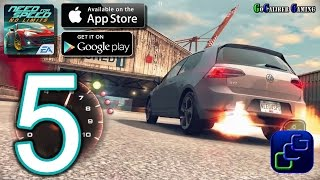 NEED FOR SPEED No Limits Android iOS Walkthrough - Part 5 - Underground: Chapter 2: Evolution