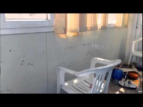 Libya violence: Shooting at S Korea embassy in Tripoli