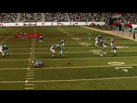 Madden 25 :: XBOX ONE Gameplay :: FRUSTRATIONS! - Cowboys Vs. Dolphins - Online Gameplay XboxOne