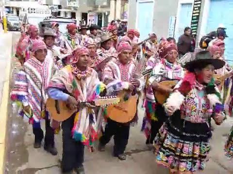 CARNAVAL DE SAN PABLO 2012 - SICUANI NOTICIAS