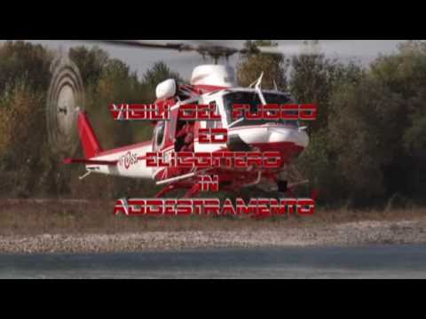 elicottero 412EP - VV.F. Venezia.wmv Music Videos