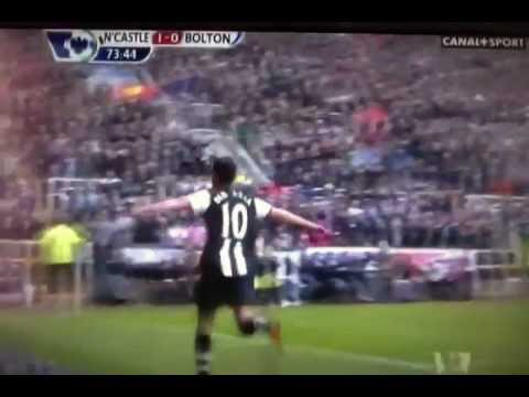 Superbe But de Ben Arfa  Newcastle United - Bolton
