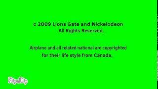 Canada / Ontario / Lionsgate / Nickelodeon