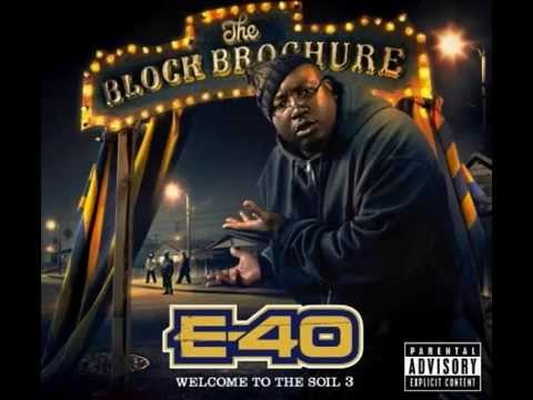 E-40 ft. Cousin Fik - Wasted [Thizzler.com]