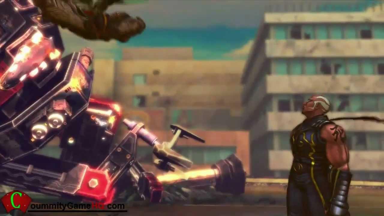 sfxt rival cutscenes