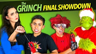 Beyblade Burst | Grinch : Final Showdown!