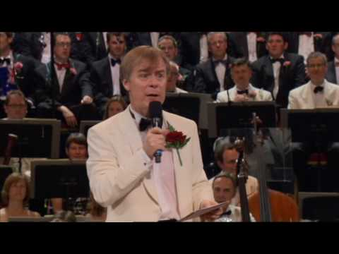 Speech by conductor David Robertson  - Last Night of the Proms 2009
