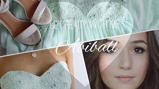 Get ready with me for PROM / ABIBALL ▹ Zaramiraa ♡