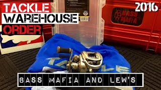 Tackle Warehouse Order- Bass Mafia and Lew
