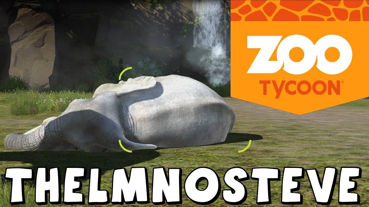 Zoo Tycoon Xbox One Dead Elephant Ep 13 YouTube