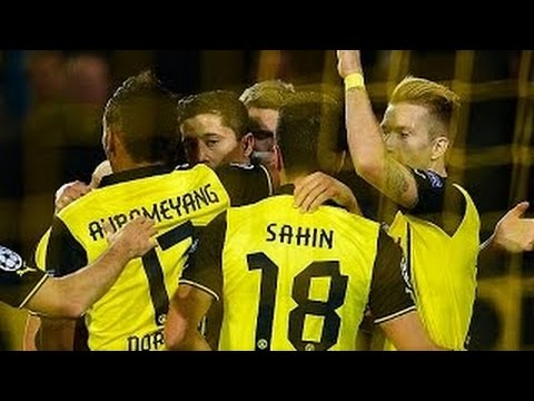 Borussia Dortmund v.s Schalke 04: 3 - 0 Highlight and all Goals 28.02.2015 BUNDESLIGA