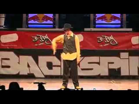 best robot dancing ever unbelievable 2012