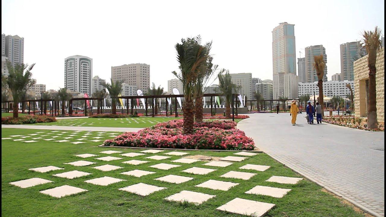 Al Majaz Waterfront Sharjah United Arab Emirates UAE Tour