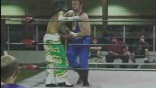 ARW wrestling May'04 pt 6  ALTO  VS. SHAWN ABNER