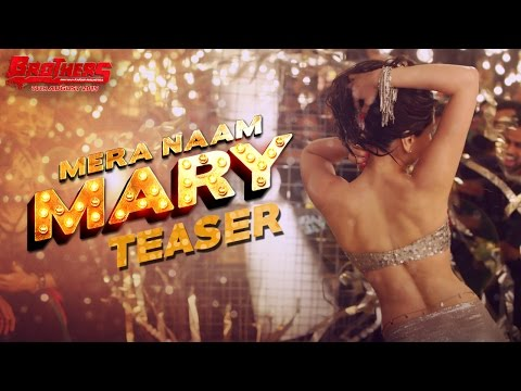 Mera Naam Mary | Teaser | Brothers | Kareena Kapoor Khan