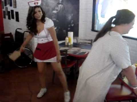 I Eat at Heart Attack Grill - Las Vegas
