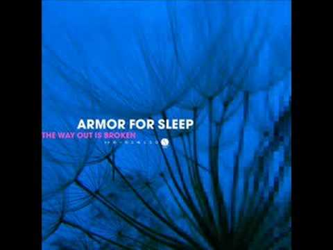 Armor For Sleep - Know What You Have