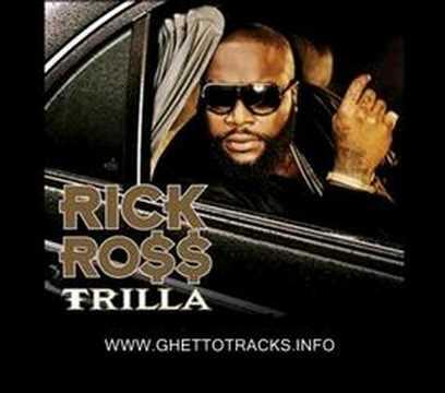 Rick Ross - Trilla - I'm Only Human