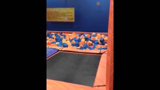 Sky zone in NJ