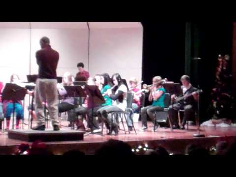 Broomfield Heights Middle School Eighth Grade Concert