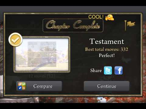 Quell Memento - Testament - All Stages-Perfect Solutions