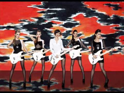 The Saturdays - Forever Is Over (rock Instrumental) video